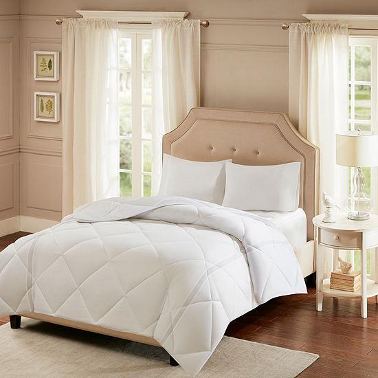 Sleep Philosophy Smart Cool Microfiber Coolmax Down Alternative Comforter