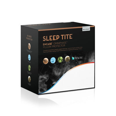 Woven Sleep Tite Encase Omniphase Pillow ProtectorSet of 2