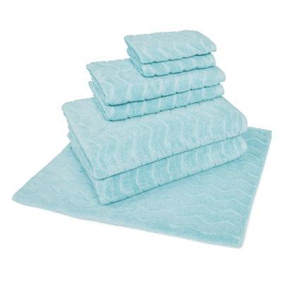 Chevron 7-pc. Bath Towel Set