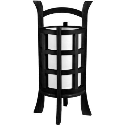 "Oriental Furniture 18"" Kharbarosk Table Lamp"""