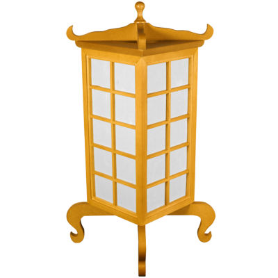 "Oriental Furniture 19"" Kobe Table Lamp"