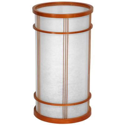 "Oriental Furniture 14"" Shibuya Japanese Shoji Lantern Table Lamp"""