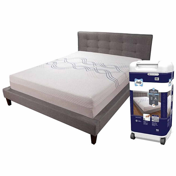 memory foam mattress box. Sealy 10\ Memory Foam Mattress Box E