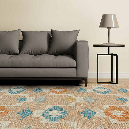 Weave And Wander Muse Hand Tufted Rectangular Indoor Rugs