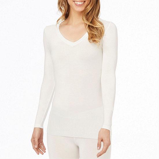 Cuddl Duds Softwear With Stretch Thermal Shirt- XS-2X