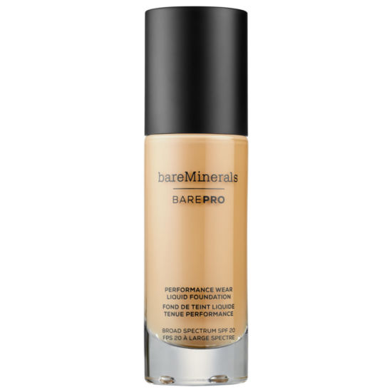 bareMinerals BarePRO™ Performance Wear Liquid Foundation Broad Spectrum SPF 20