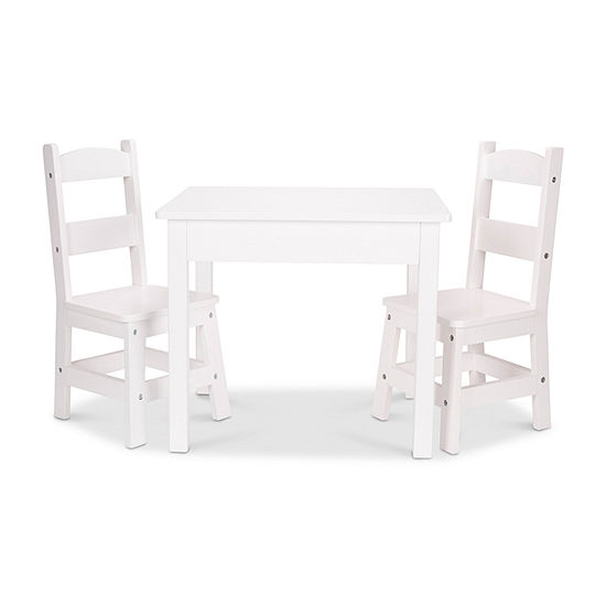Prime Melissa Doug Wooden Table Chairs Natural 3 Pc Kids Table Chairs Gmtry Best Dining Table And Chair Ideas Images Gmtryco