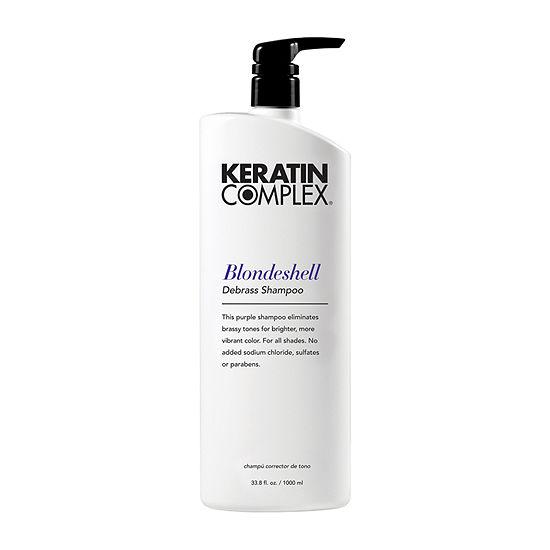 Keratin Complex Blondeshell Debrass Shampoo - 33.8 oz.