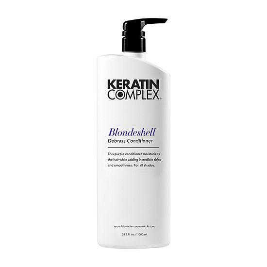 Keratin Complex Blondeshell Debrass Conditioner 338 Oz