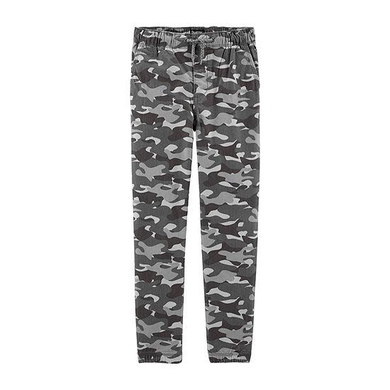 Oshkosh Pull-On Pants - Preschool / Big Kid Boys