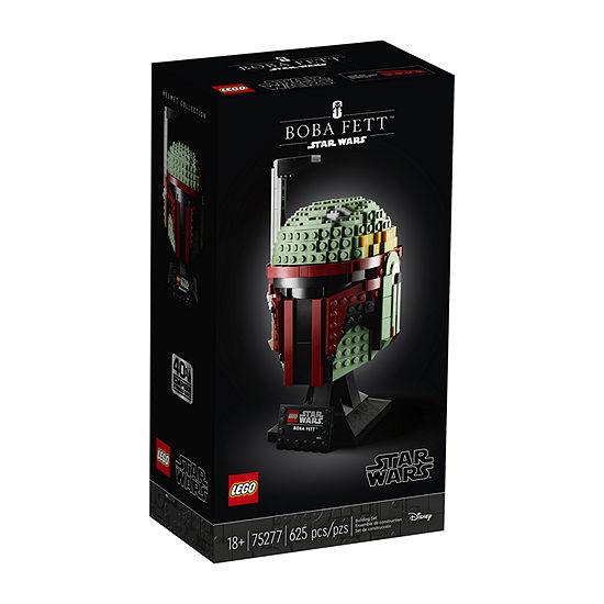 Lego Star Wars  Boba Fett Helmet 75277 (625 Pieces)