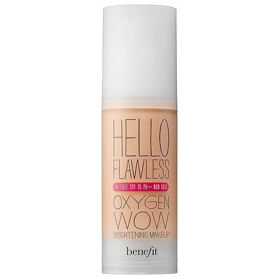 Benefit Cosmetics Hello Flawless Oxygen Wow Liquid Foundation