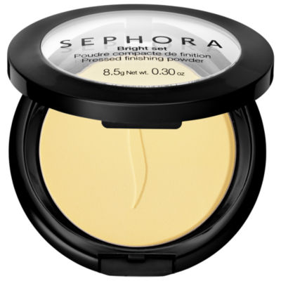 SEPHORA COLLECTION Bright Set Pressed Finishing Powder
