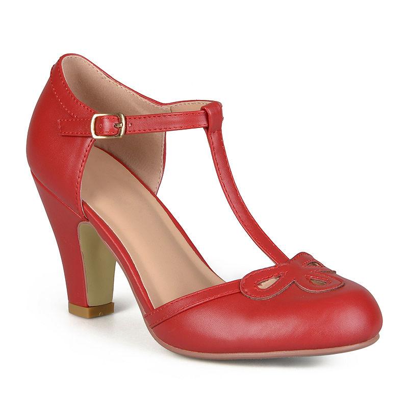 Journee Collection Womens Pumps plus size,  plus size fashion plus size appare