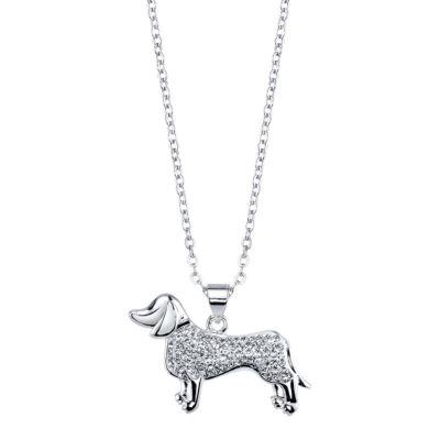 Sparkle Allure Animal Pendant Necklace