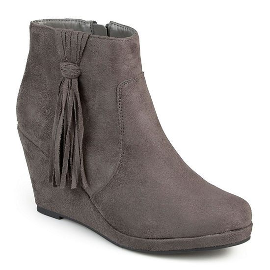 Journee Collection Womens Booties
