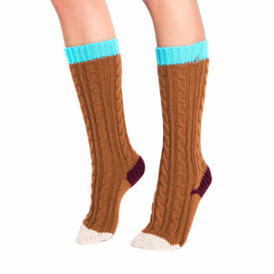 Muk Luks 1 Pair Knee High Socks - Womens
