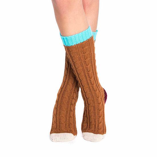 Muk Luks 1 Pair Knee High Socks - Womens