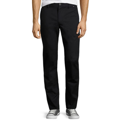 Vans® Slicked Chinos-Slim Fit