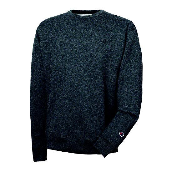 b4932e50f Champion® Long-Sleeve Powerblend Fleece Crew Sweatshirt - JCPenney