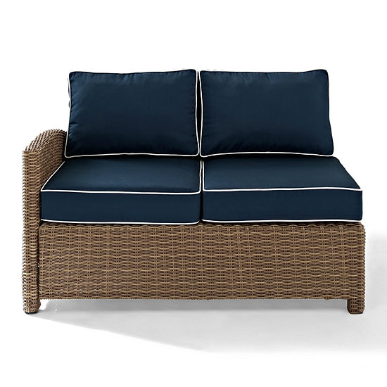Crosley Bradenton Wicker Patio Sectional