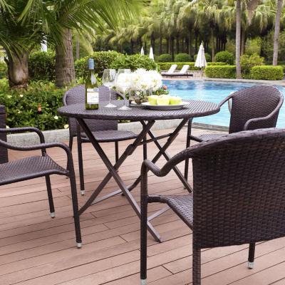 Crosley Palm Harbor 5-pc. Patio Dining Set