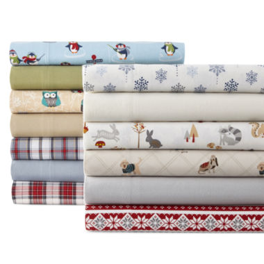 jcpenney.com | JCPenney Home Flannel Sheet Set