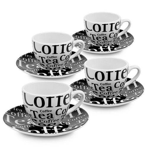 Konitz 4-pc. Coffee Mug