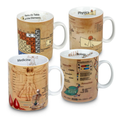 Konitz 4-pc. Coffee Mug