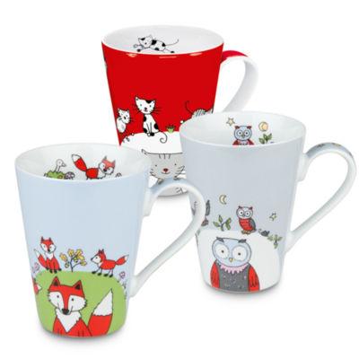Konitz 3-pc. Coffee Mug