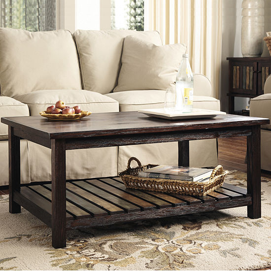 Signature Design By Ashley Mestler Coffee Table Jcpenney