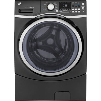 GE® ENERGY STAR® 4.5 DOE cu. ft. Capacity Front-Load Washer with Steam