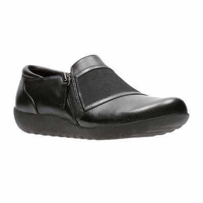 Clarks Medora Gale Womens Slip-On Shoes