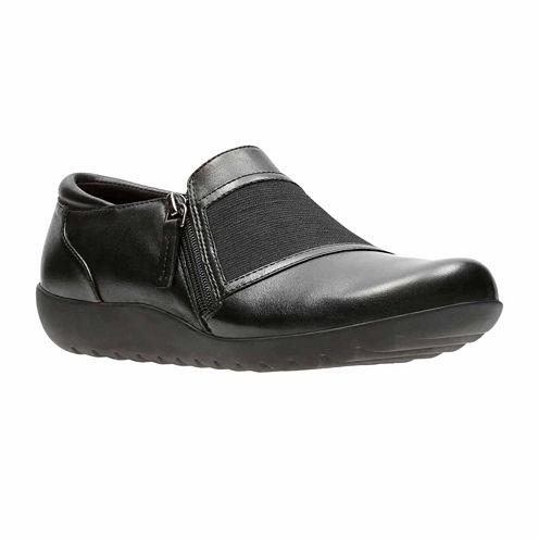 Clarks Medora Gale Womens Slip-On Shoes