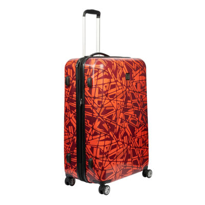 Ful Grunge 24 Inch Hardside Luggage