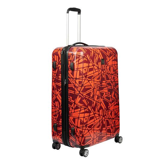 Ful Grunge 24 Inch Hardside Luggage