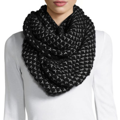 Mixit Shine Infinity Cold Weather Scarf