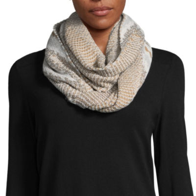 Mixit Infinity Shine Cold Weather Scarf