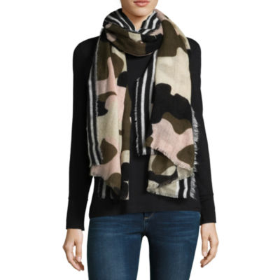 Mixit Camo Oblong Cold Weather Scarf