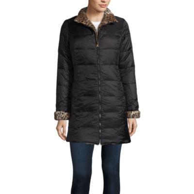 Liz Claiborne Lightweight Puffer Jacket