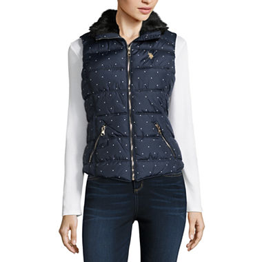 Us Polo Assn. Quilted Vest - JCPenney : polo quilted vest - Adamdwight.com
