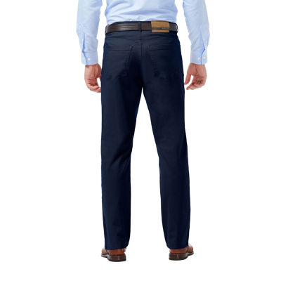 Haggar Premium Comfort 5 Pocket Relaxed Fit