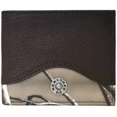 Realtree Mens Billfold Wallet