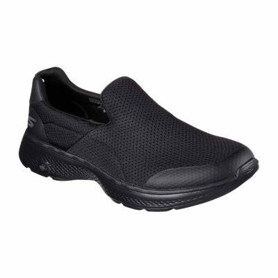 Skechers Go Walk 4 Incredible Mens Sneakers Extra Wide