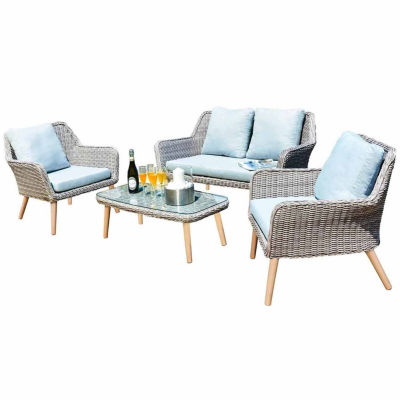 Weimar Patio Conversation Set of 4