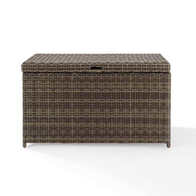 Bradenton Wicker Patio Storage Box