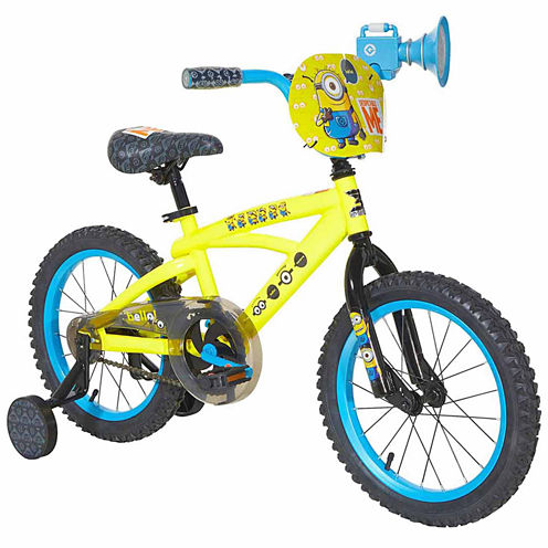 "16"" Minions Bike"""