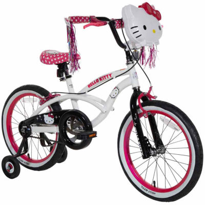 "18"" Hello Kitty Bike"""
