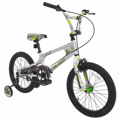 "18"" Boys Camo Decoy Bike"