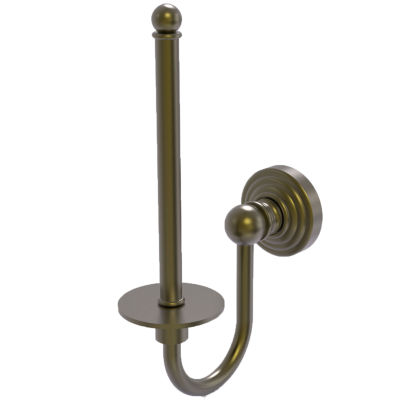 Allied Brass Waverly Place Collection Upright Toilet Tissue Holder